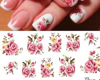 a752b64d6b Wedding nail art | Etsy