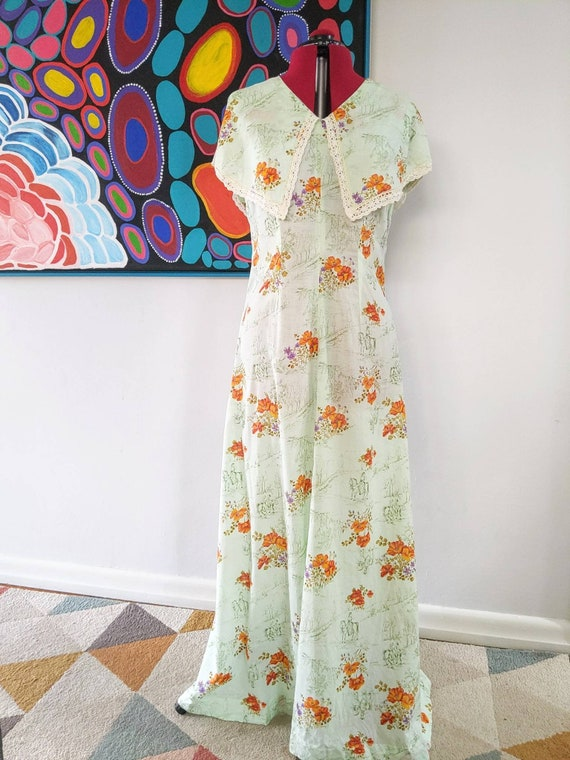 Vintage cowgirl sundress