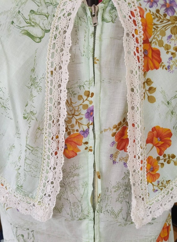 Vintage cowgirl sundress - image 5