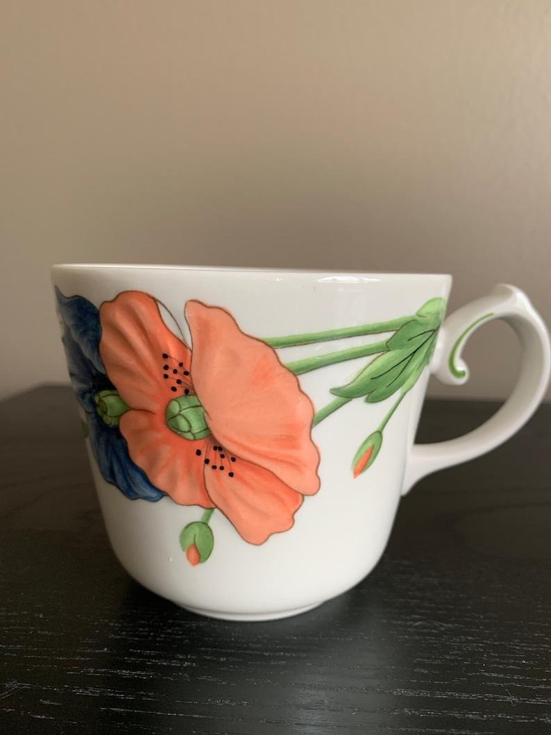 Villeroy and Boch Amapola 12.5oz teacup