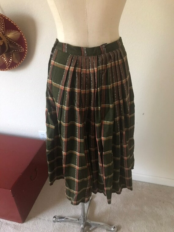 Alex Coleman Wool Skirt