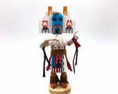 Native American Kachina Doll quot First Mesa quot Handmade Signed