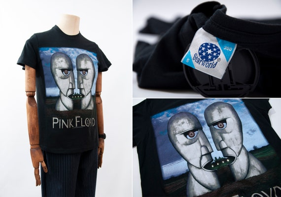 Pink Floyd The Division Bell Starworld Size S Prin