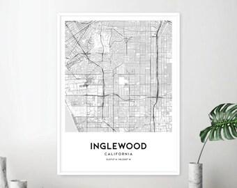 Inglewood | Etsy