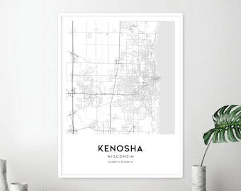Kenosha city map   Etsy on marion street map, will county street map, stevens point street map, coralville street map, kilbourn woods subdivision street map, greenfield street map, sandusky street map, brookfield street map, charlevoix street map, kenosha wi address, chicago heights street map, kenosha airport, brown county street map, ferguson street map, glencoe street map, jefferson street map, eagle street map, cary street map, grant street map, indian hill street map,