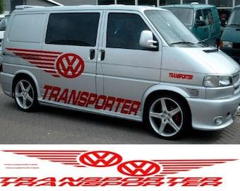 t4 t5 t6 transporter custom car van graphics stickers decals