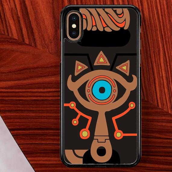 online store 3b987 c39ae Zelda Sheikah Slate iPhone 6 iPhone 7 iPhone 8 iPhone X Xs XR Xs max S10 /  S10e/S10 plus
