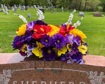 Grave Decoration Etsy