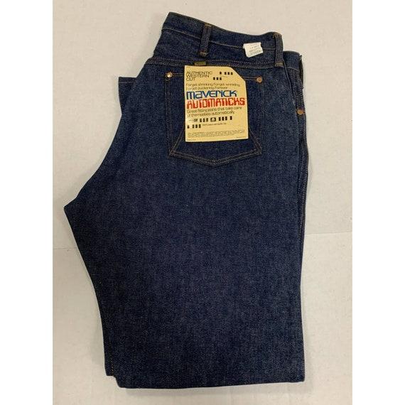 Maverick Automaticks Jeans Sanfor-Set Blue Bell De