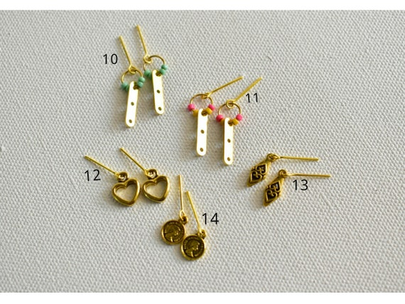 """Handmade doll jewelry necklace earrings for 1//6 doll 11.5/"""" dolls"""