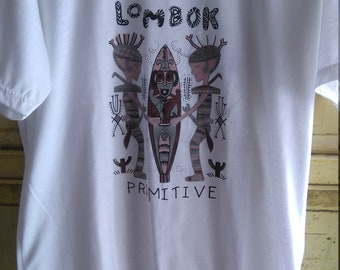 5d4c21f2c6cd Tshirt Lombok, Lombok Shirt, Vintage Shirt, Streetwear, Fashion, Top Tees,  Unisex, Graphic Top, Lombok Premium.