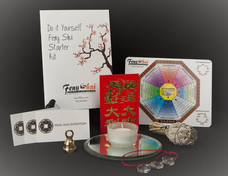 Feng Shui DIY Kit image 0