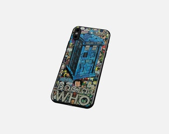 dr who iphone 6 case