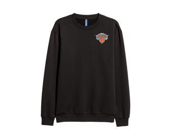 a320d89a8 New york knicks Sweatshirt Inspired Cotton Jumper Top Retro Unisex Men