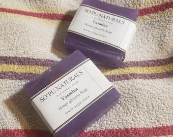 Jasmine Bath & Body Soap