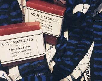 Lavender Bath & Body Soap