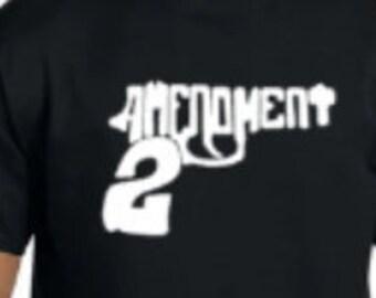 a80b4de3 Father's Day Gift-Funny Men's Shirt-2nd Amendment-Free Shipping