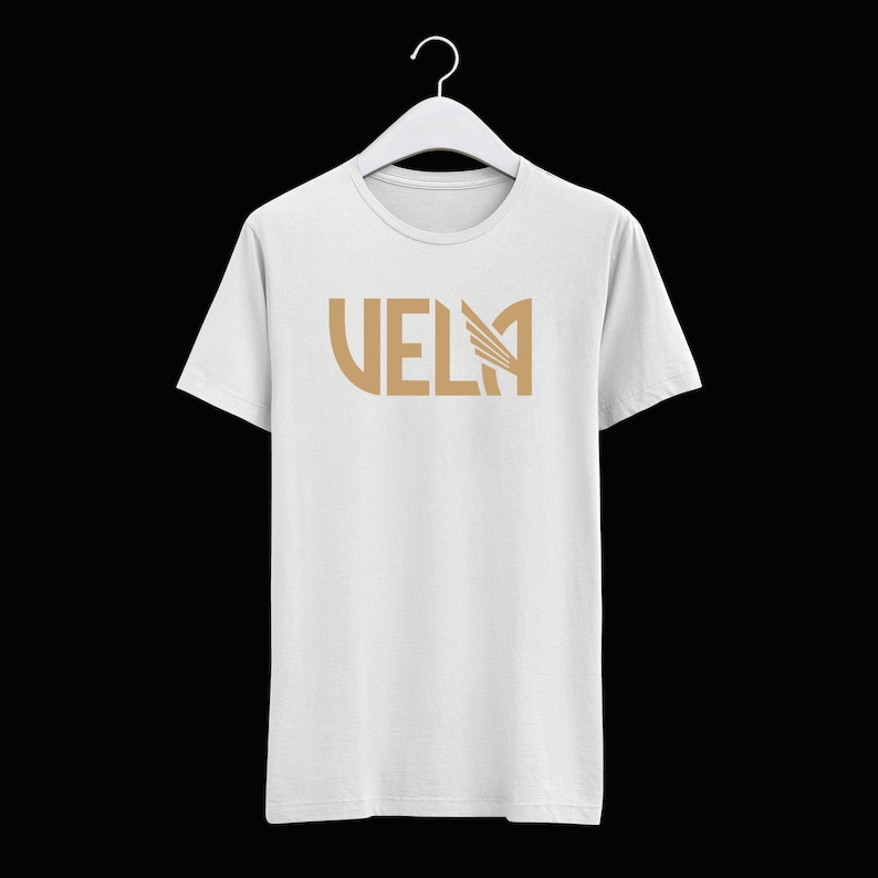 cheap for discount 8b3b7 13717 Vela lafc soccer T-shirt