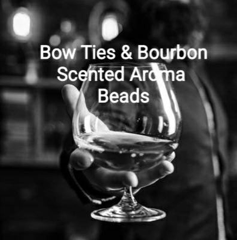 Bow Ties & Bourbon Bath and Body Works Scented Aroma Beads for image 0