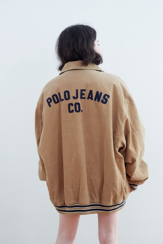 Polo Jeans College Jacket