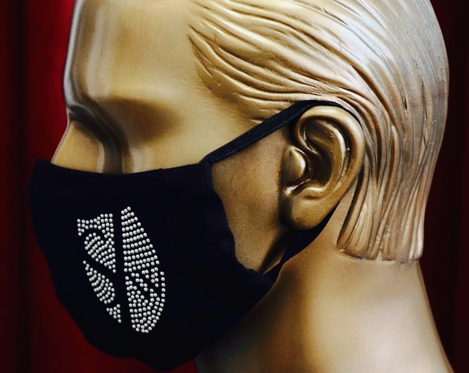 Face Mask Deluxx - Mouth and Nose Protection
