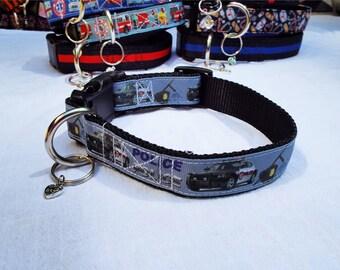 EMT/'sEMSParamedicAmbulance Print Collar