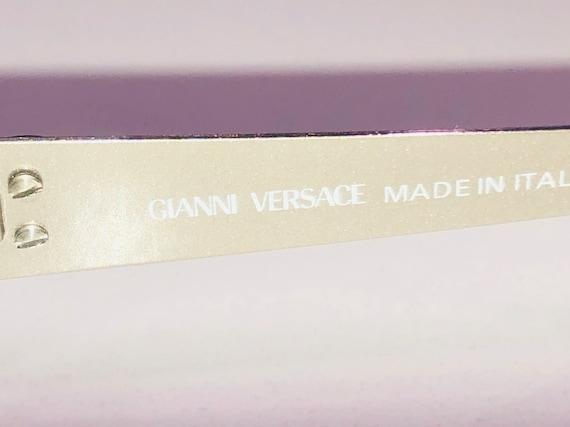 Gianni Versace new vintage sunglasses circa 1990s - image 5