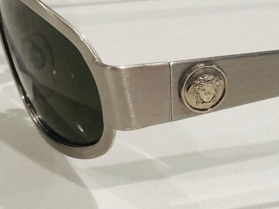 Gianni Versace new vintage sunglasses circa 1990s - image 1