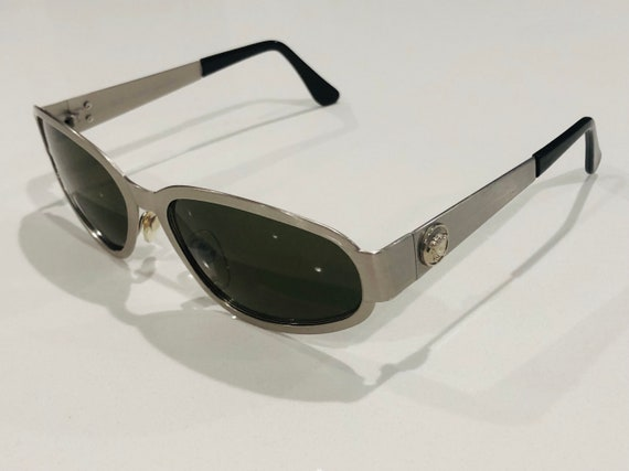 Gianni Versace new vintage sunglasses circa 1990s - image 4