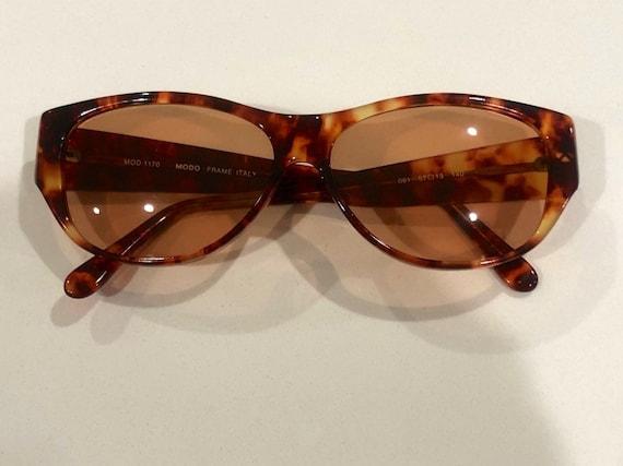 Modo Sunglasses Vintage Frames Made In Italy Model 1170 Etsy