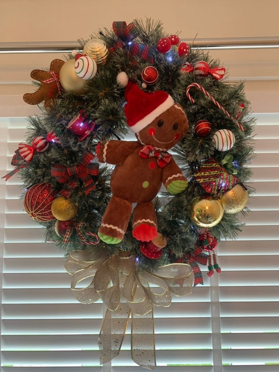 Pictures Of Indoor Christmas Decorations  from i.etsystatic.com