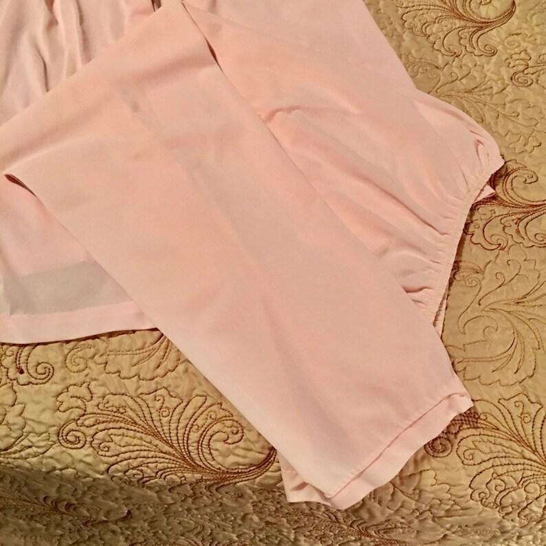 Aristocraft Vintage Pink PJ/'s sz 36