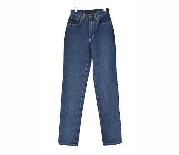 VERSACE JEANS COUTURE 1990s Straight Leg Blue Deni
