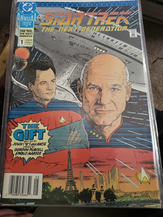 Next Generation Official Magazine #6 MINT Star Trek
