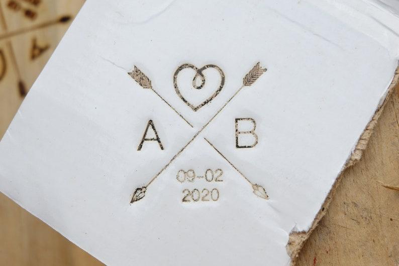 Customized Branding Iron Workshop Stamp,Simple Design Branding Iron With Handle