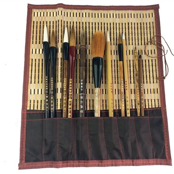 1 Stücke Chinesische Kalligraphie Pinsel Haarbürste Pinsel