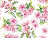 Cherry Blossom Rose Paper Napkin Serviette For Decoupage Scrapbooking Paper Crafts F44 CT10