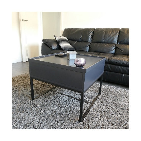 Lift Up Coffee Table With Storage 2