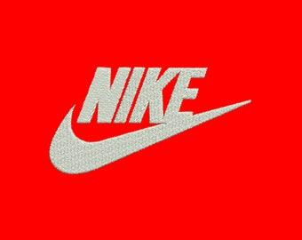 4e4cb2a4f2bbfd Nike logo Embroidery Design Machine Embroidery Design 7 Size - INSTANT  DOWNLOAD