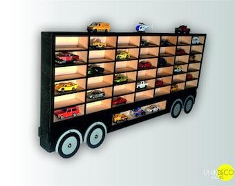 Matchbox Car Storage | Etsy