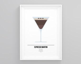 Espresso Martini Etsy