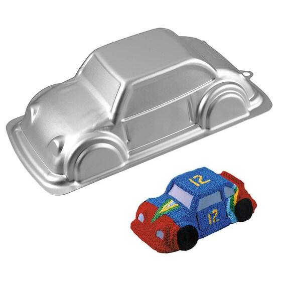 Swell Car Cake Pan Kids 3D Birthday Cake Pan Car Cake Tin Children Etsy Personalised Birthday Cards Cominlily Jamesorg