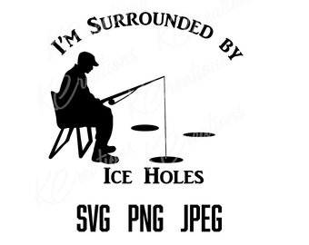 Download Ice Fishing Svg Etsy