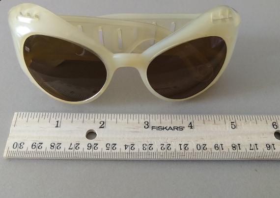 Vintage European 1950s Sunglasses; Mid-century Su… - image 8