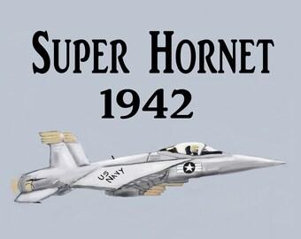 Super Hornet 1942