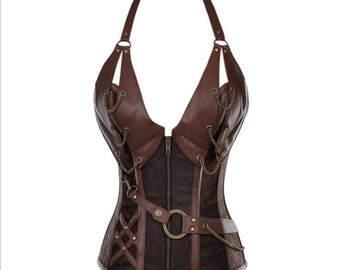 heavy metal corsets neatorama