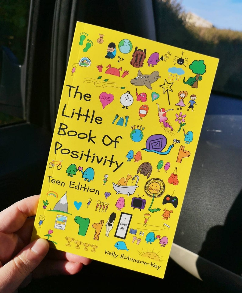 The Little Book Of Positivity  Teen Edition image 0