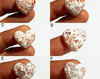 AAA Quality Polish Flint Oval Shape Cabochon Gemstone Natural Healing Stone Use For Jewelry  37x20x5mm Approx  Weight 29Ct