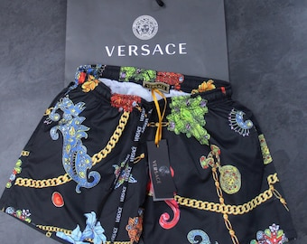 86e48fed7f Swim short, swim suit, uniqueness you must have, shorts, swim, summer,  inspired, versace