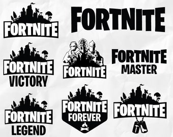 photograph relating to Fortnite Logo Printable named Fortnite Present Etsy